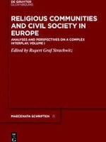 Religious communities and civil society in Europe